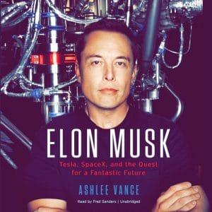 Elon Musk نوشته Ashlee Vance